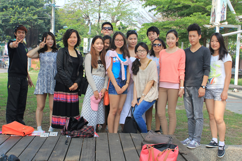 Cultural excursion in Hu-Wei